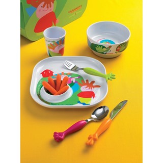 table set for children ( 6 pcs) sweet home